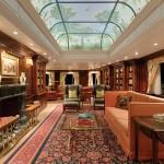 Regent Seven Seas Cruises – Library Area