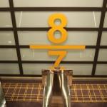 Blue Star Ferries – Public Staircase Aluminium Accessories