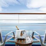 Regent Seven Seas Cruises - Balcony View