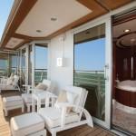 Regent Seven Seas Cruises - Owner's Suite Veranda