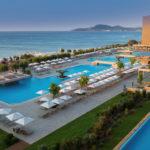 Amanda Colossos Resort- pool view