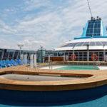 Celestyal Cruises -Nefeli Pool Area